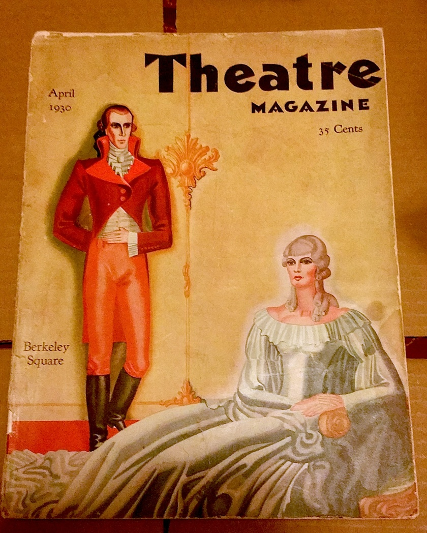 002-theatre-magazine-berkeley-square-april-1930-charicature-of-lh-on-cover-1a